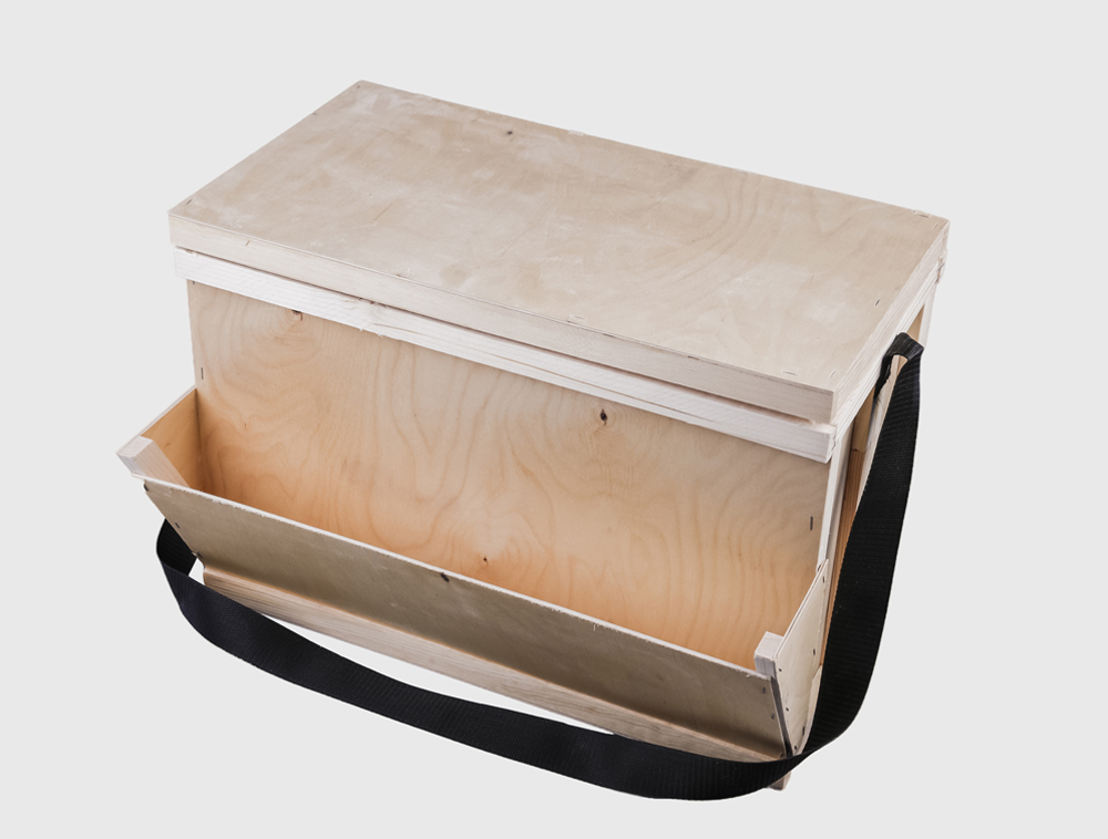 Как сделать пасечный ящик