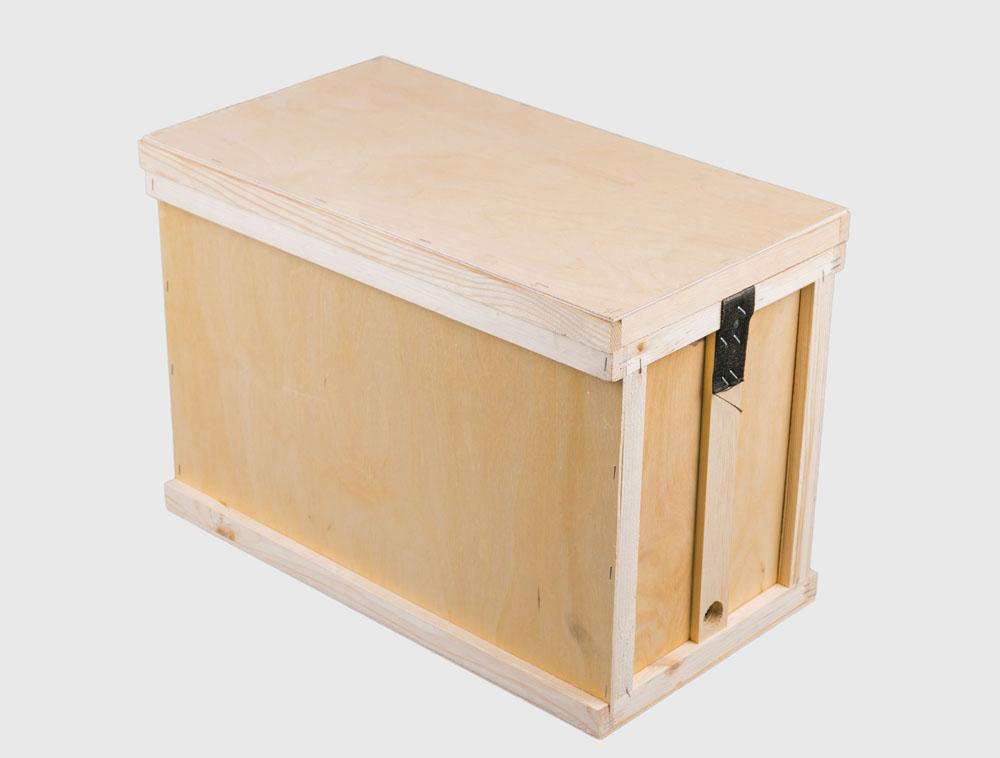 Ящик роевня для пчел своими руками